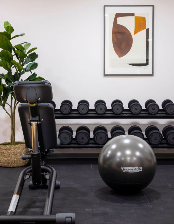The Copper House | Amenities