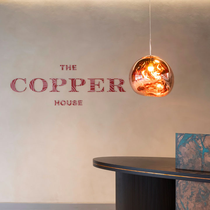 Amenities - The Copper House