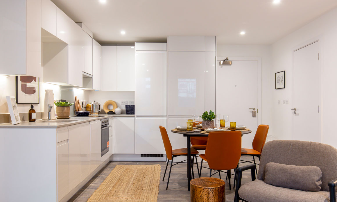 Two Bedroom Apartments - The Copper House