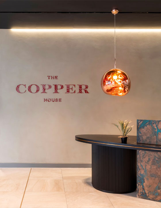 The Copper House | Team